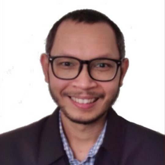 Alberth C Nahas, S.Si, M.CC